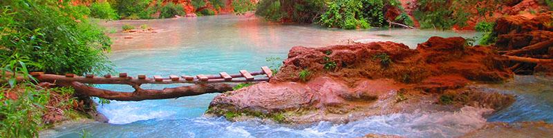 how to get to havasu creek